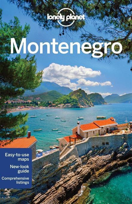 Montenegro als Buch von Peter Dragicevic