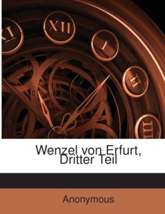 Wenzel von Erfurt, Dritter Teil als Taschenbuch...