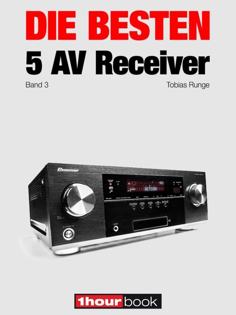 Die besten 5 AV-Receiver (Band 3) als eBook Dow...