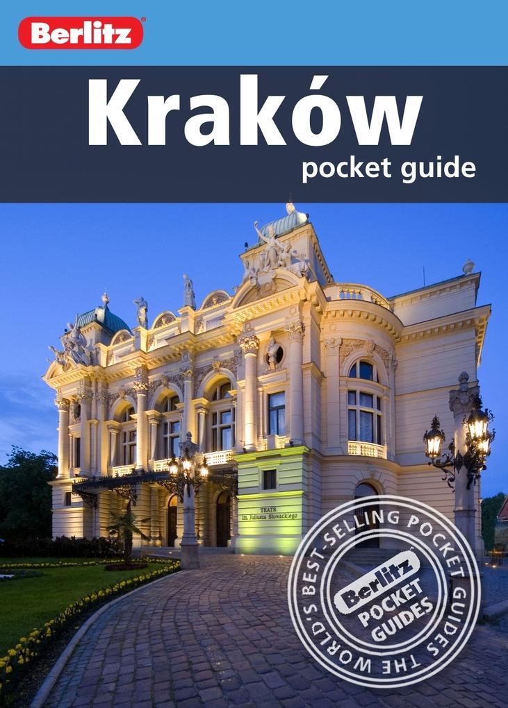 Berlitz: Krakow Pocket Guide als eBook Download...