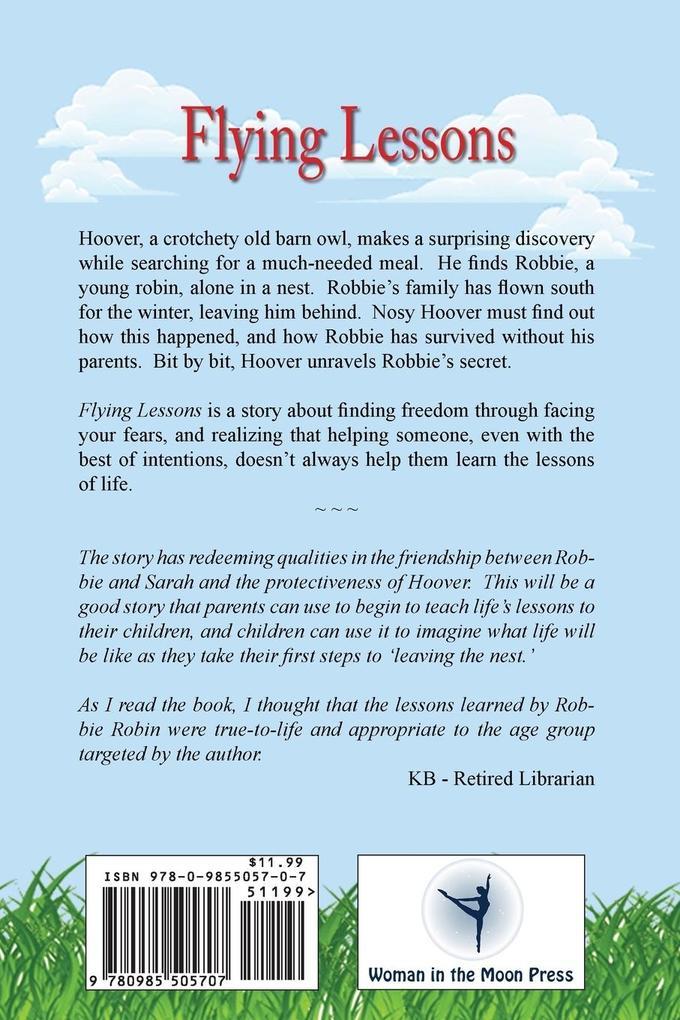 Flying Lessons als Taschenbuch von Janann Krauel