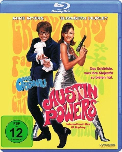 Austin Powers - Das Schärfste, was Ihre Majestä...