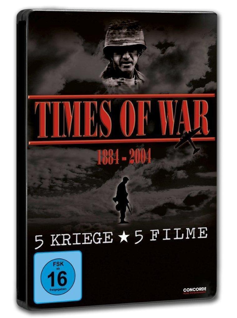 Times of War - 5 Kriege - 5 Filme