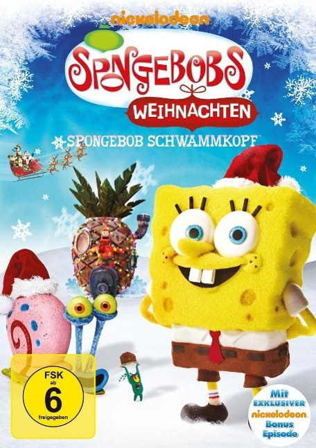 SpongeBob Schwammkopf - SpongeBobs Weihnachten