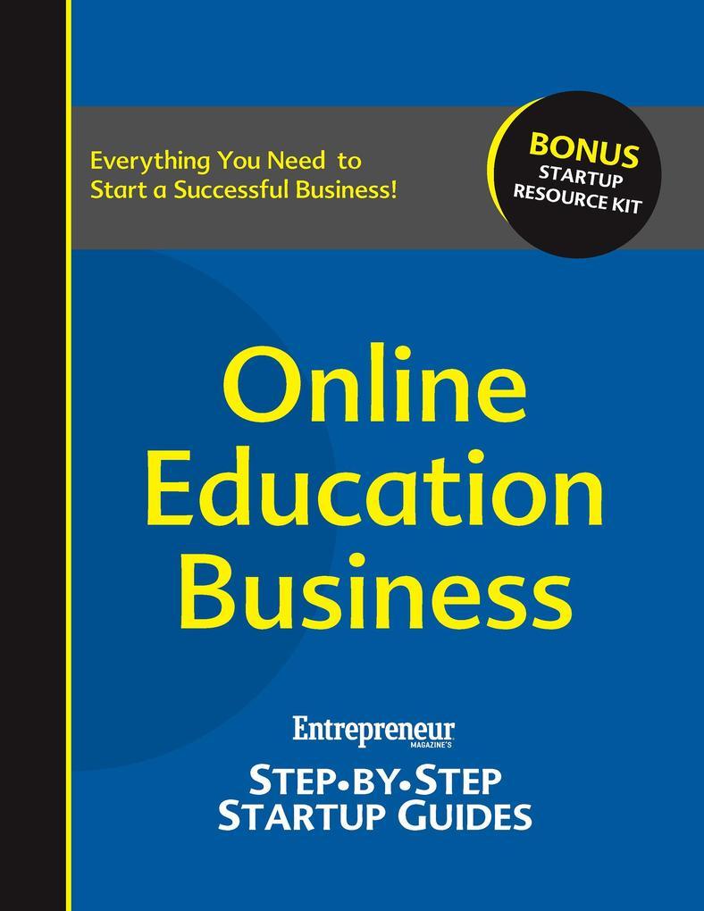 Online Education Business als eBook Download von