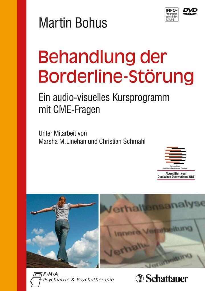 Behandlung der Borderline-Störung