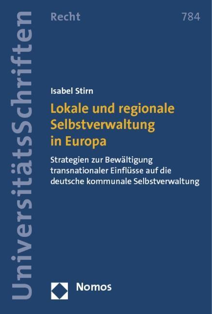 Lokale und regionale Selbstverwaltung in Europa...