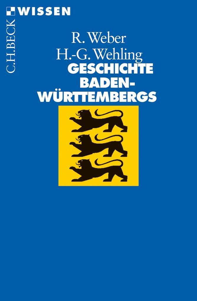 Geschichte Baden-Württembergs als eBook Downloa...