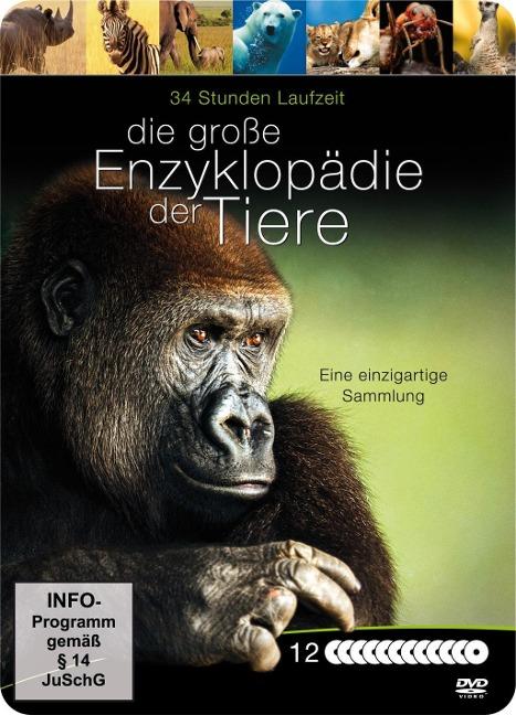 Die große Enzyklopädie der Tiere