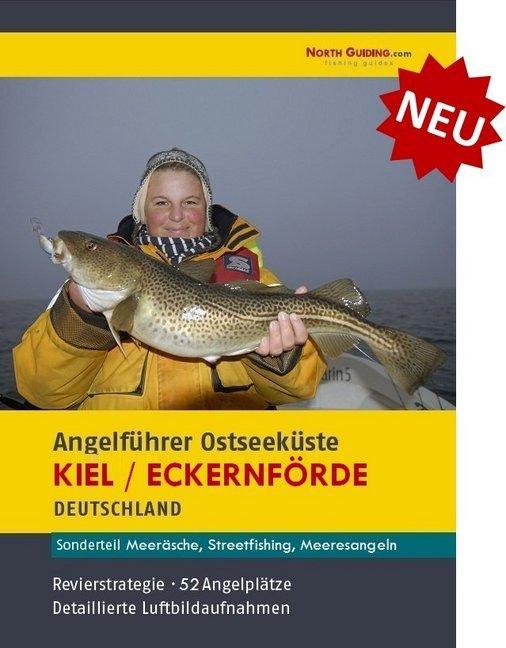 Angelführer Kiel / Eckernförde als Buch von Mic...