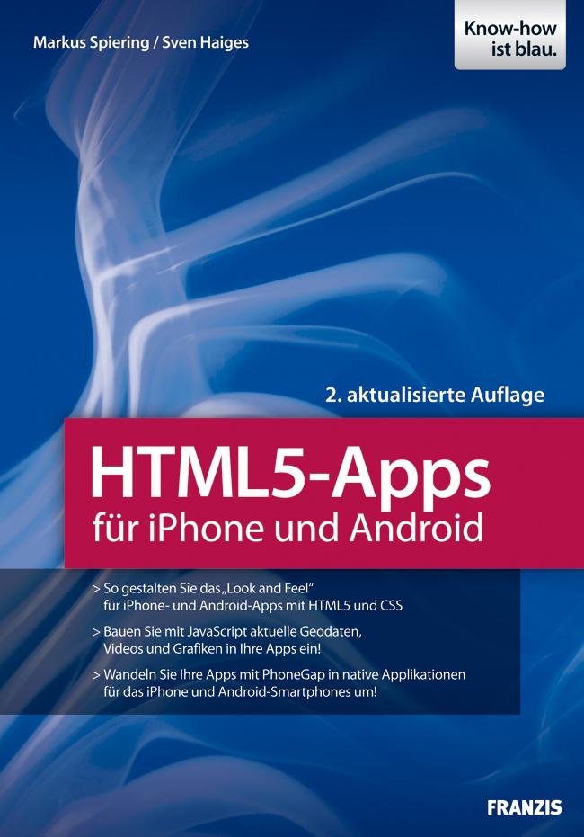 HTML5-Apps für iPhone und Android als eBook Dow...