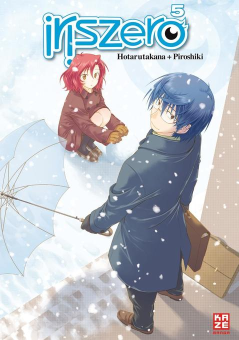Iris Zero 05 als Taschenbuch von Takana Hotaru