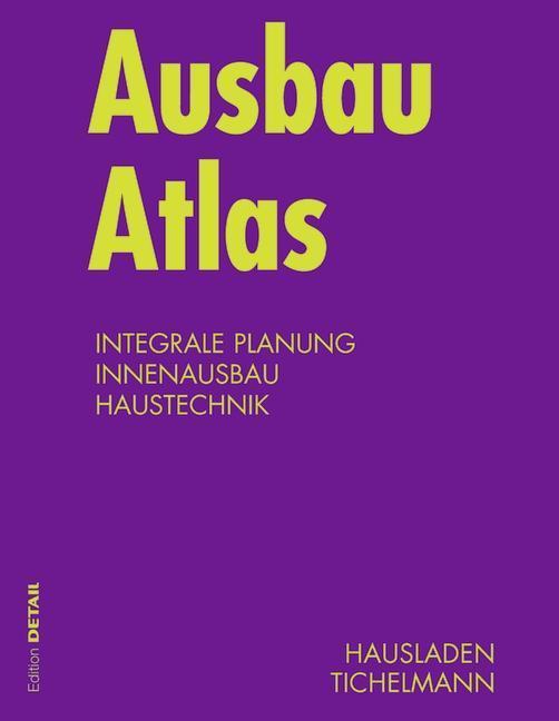 Ausbau Atlas als eBook Download von Gerhard Hau...