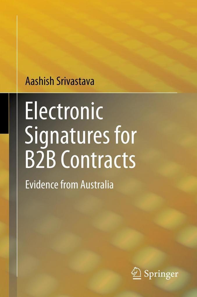 Electronic Signatures for B2B Contracts als eBo...
