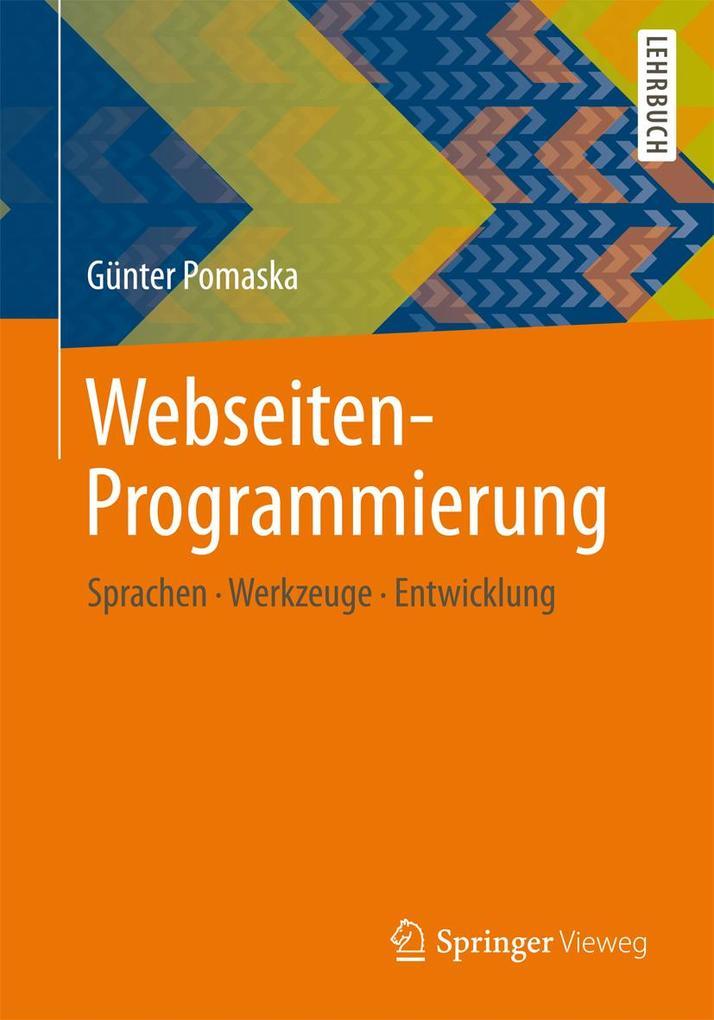 Webseiten-Programmierung als eBook Download von...