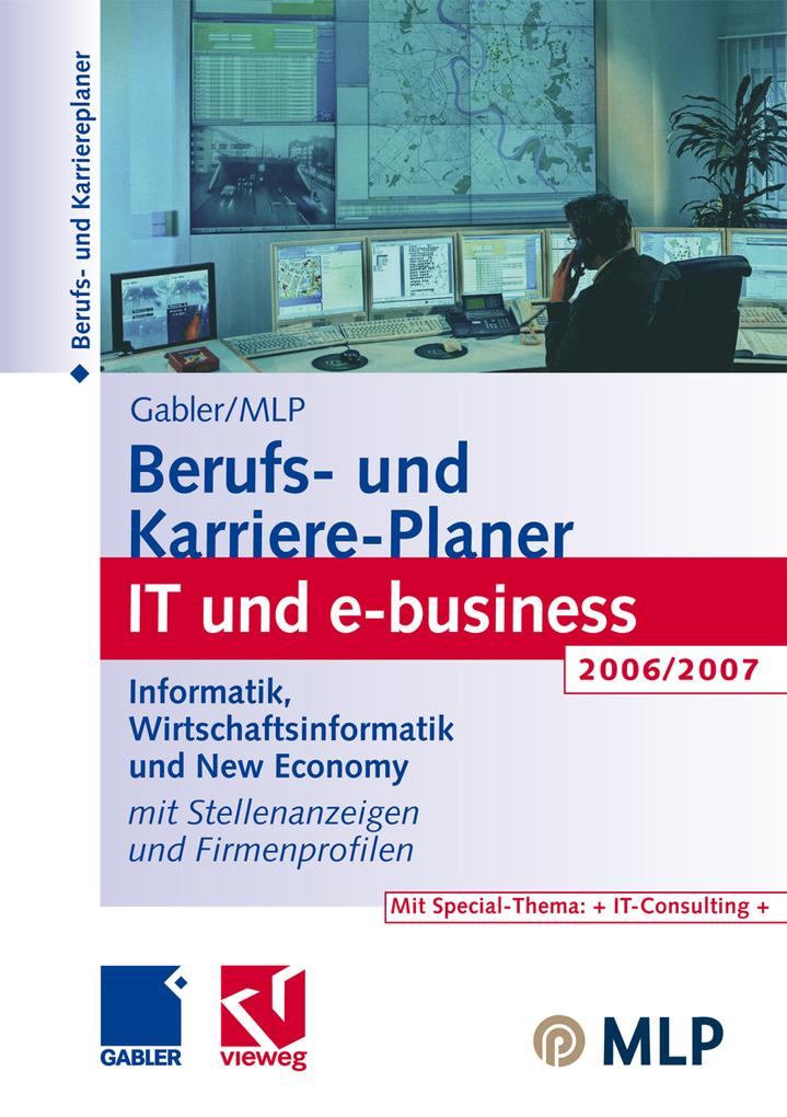 Gabler / MLP Berufs- und Karriere-Planer IT und...