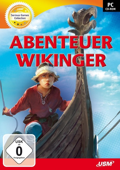 Serious Games Collection - Abenteuer Wikinger