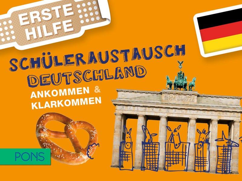 PONS Erste Hilfe Schüleraustausch Deutschland a...