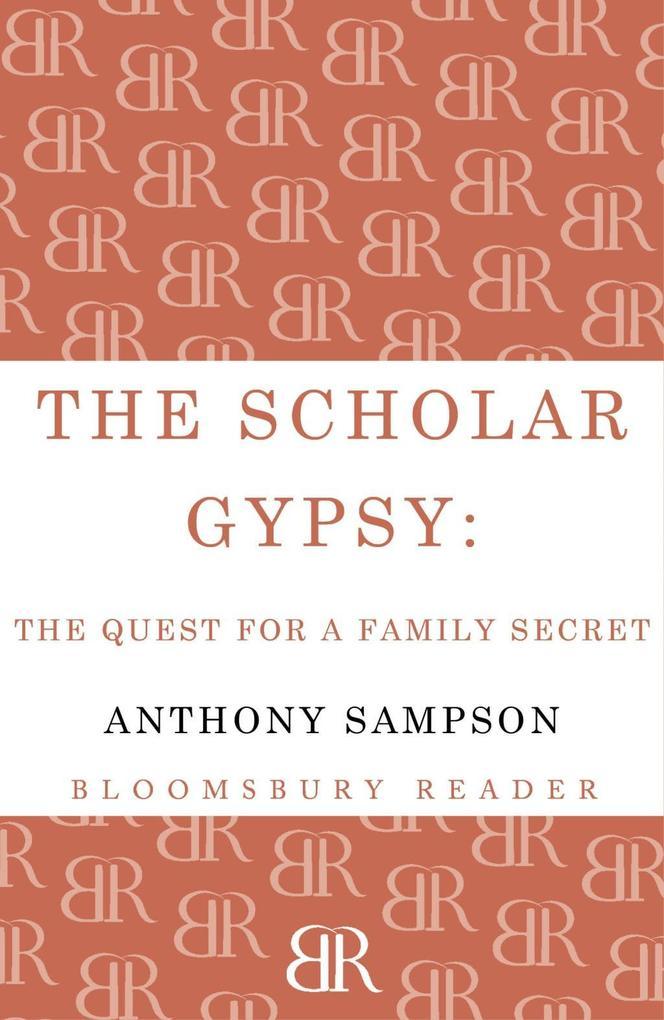 The Scholar Gypsy als eBook Download von Anthon...