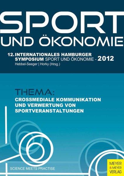 Sport und Ökonomie - 12. internationales Hambur...