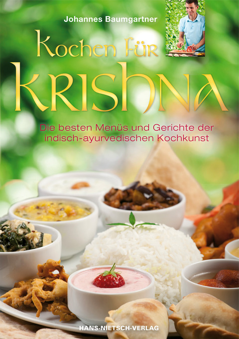 Kochen für Krishna als Buch von Johannes Baumga...