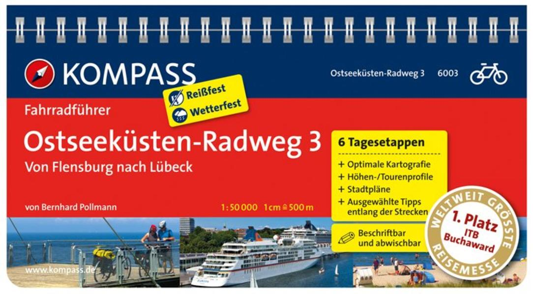 Ostseeküstenradweg 3, Von Flensburg nach Lübeck...