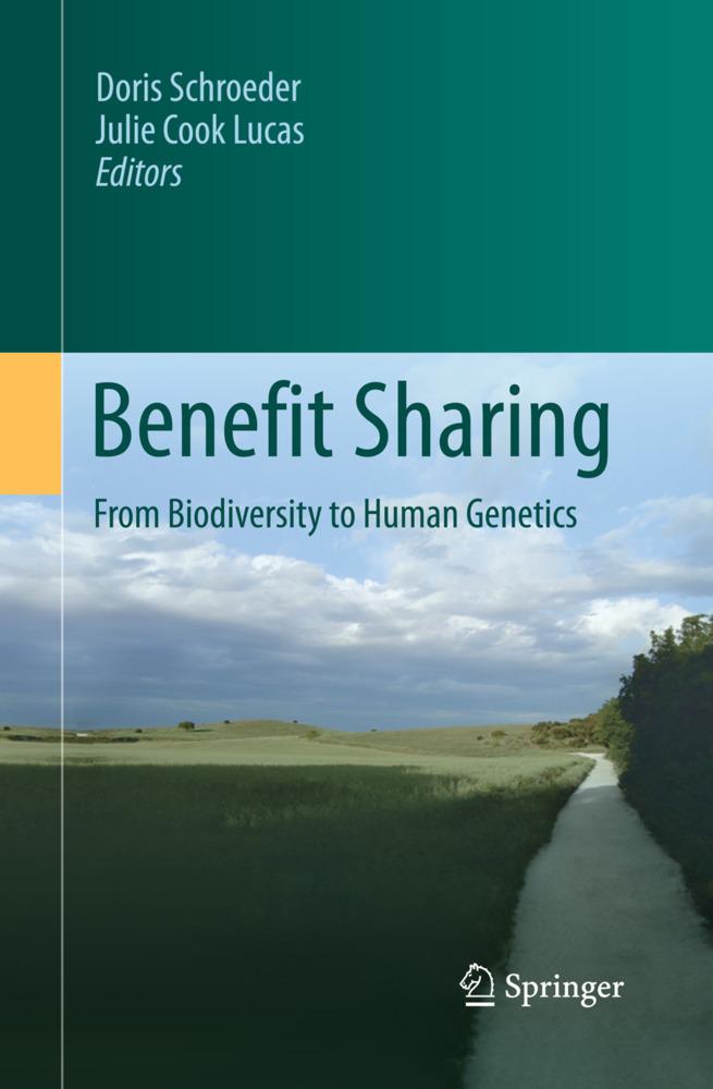 Benefit Sharing als Buch von