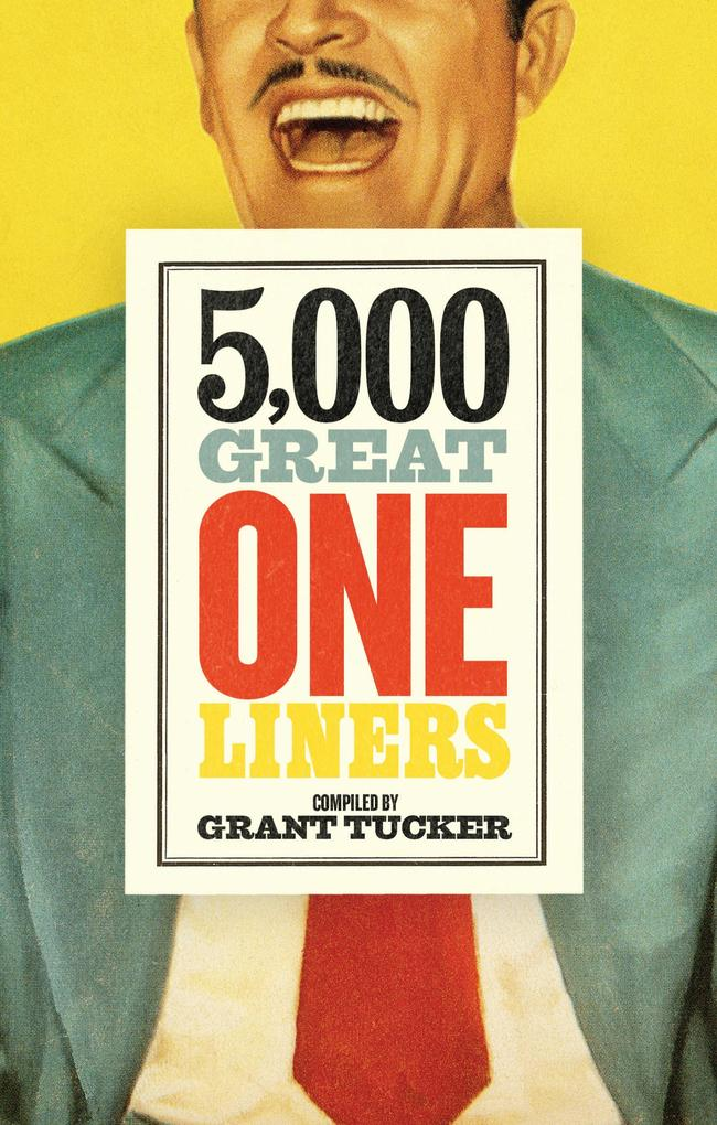 5,000 Great One Liners als eBook Download von