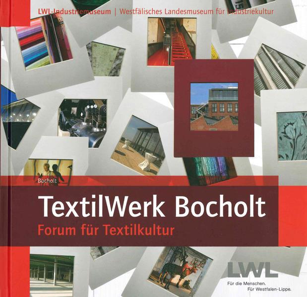TextilWerk Bocholt als Buch von