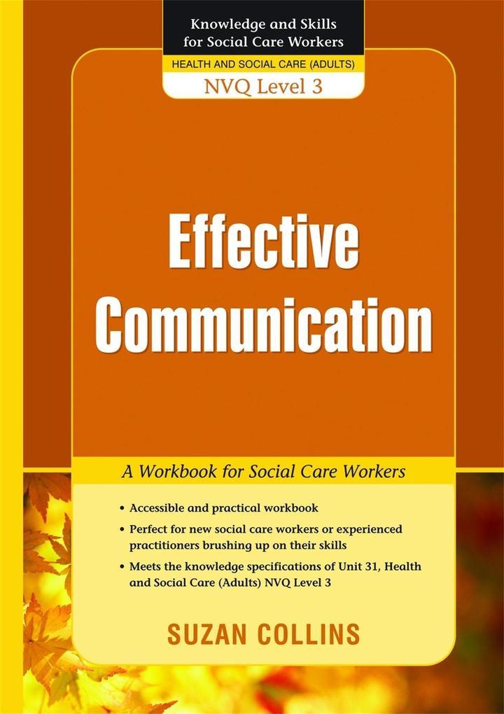 Effective Communication als eBook Download von ...