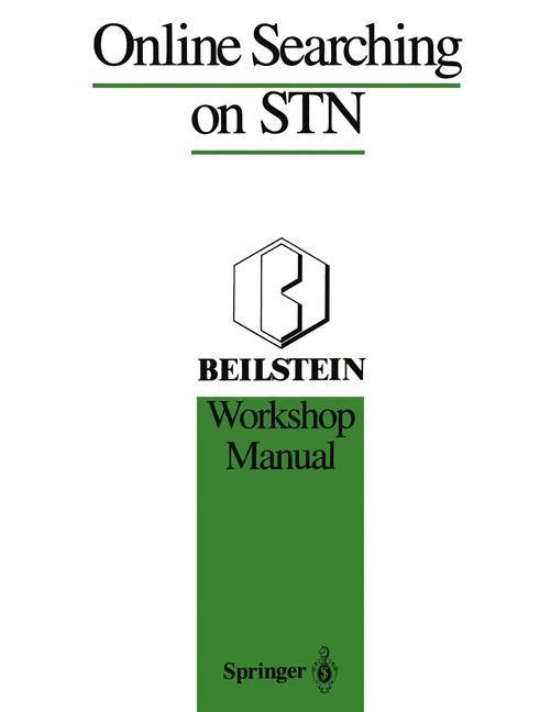 Online Searching on STN als Buch von