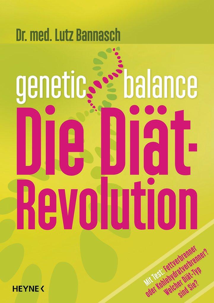 Genetic Balance als eBook Download von Lutz Ban...