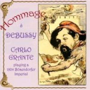 Hommage ... Debussy