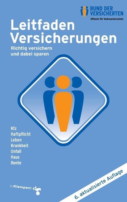 Leitfaden Versicherungen als eBook Download von...
