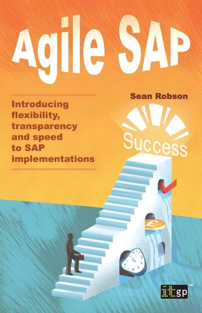 Agile SAP als Buch von Sean Robson