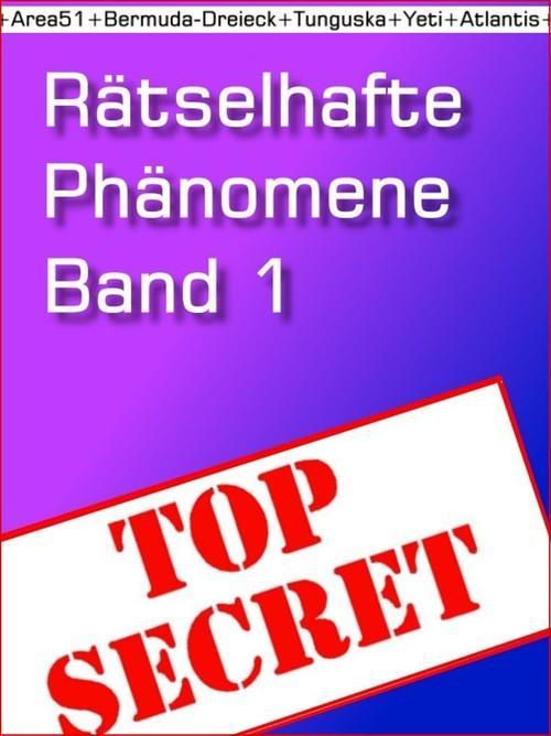 Rätselhafte Phänomene - Band 1 als eBook Downlo...