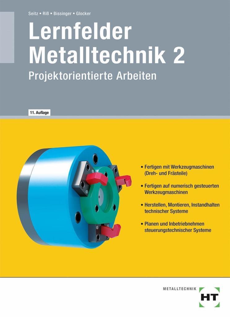 Lernfelder Metalltechnik 2