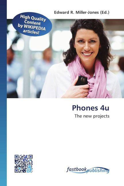 Phones 4u als Buch von