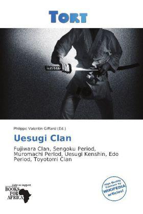 Uesugi Clan als Taschenbuch von