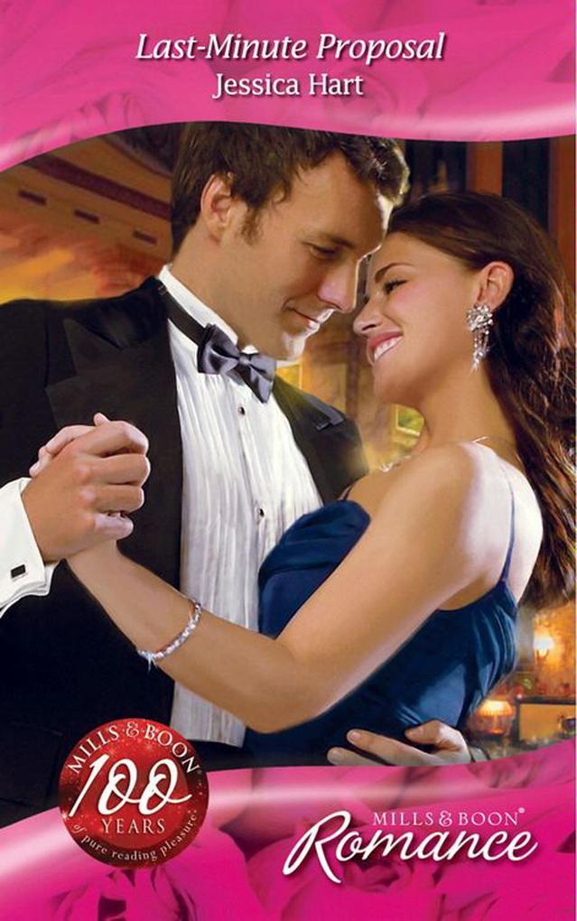 Last-Minute Proposal (Mills & Boon Romance) als...