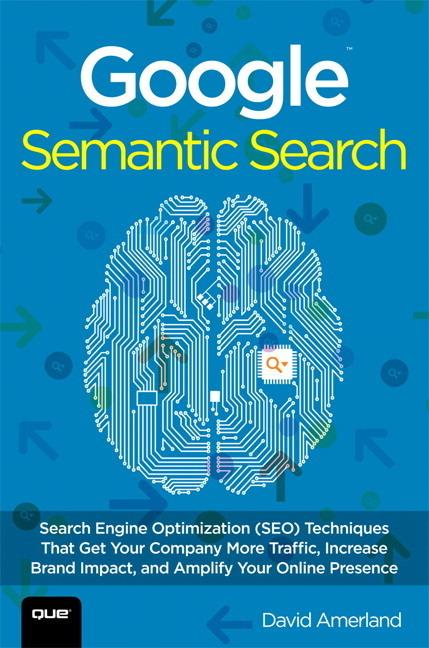 Google Semantic Search als Buch von David Amerland