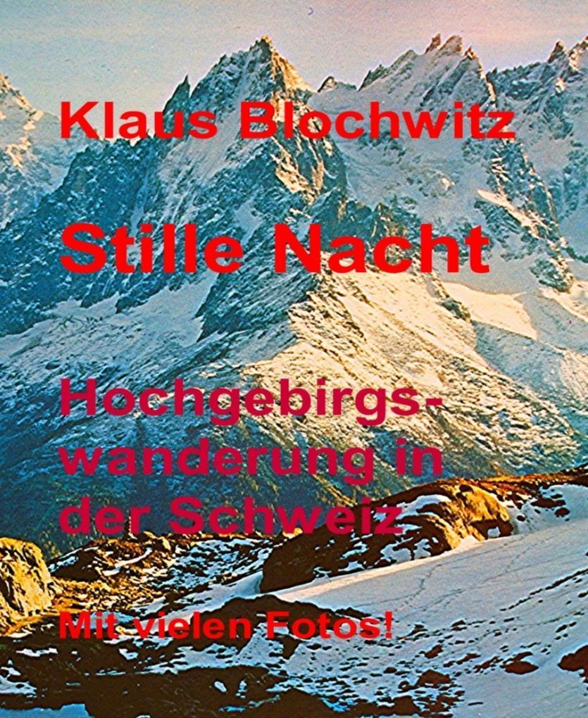 Stille Nacht als eBook Download von Klaus Bloch...