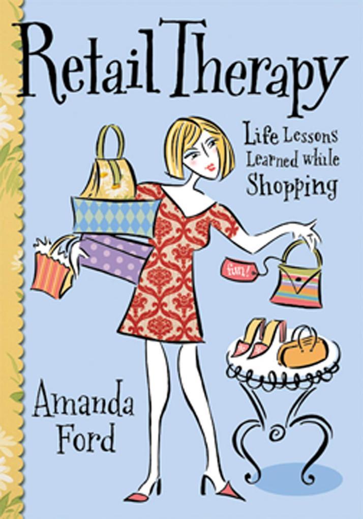 Retail Therapy als eBook Download von Amanda Ford