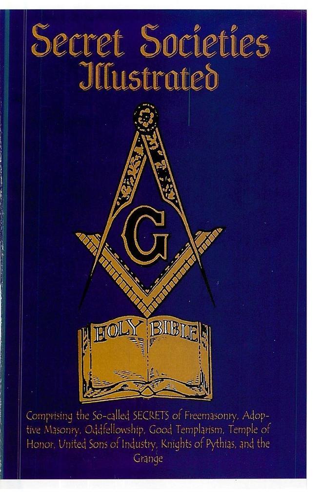 Secret Societies Illustrated als Taschenbuch von