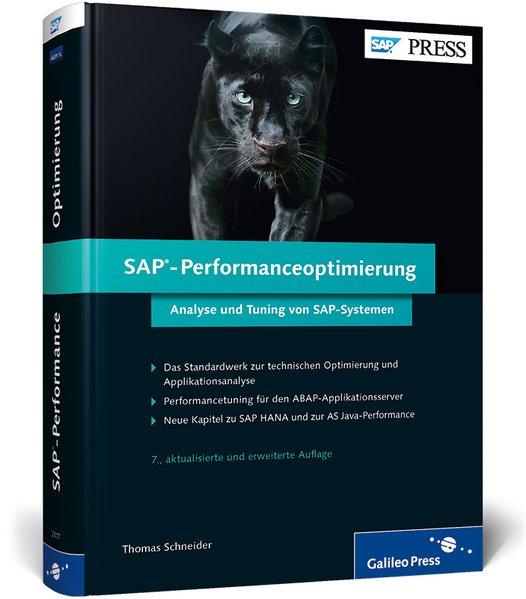 SAP-Performanceoptimierung als Buch von Thomas ...