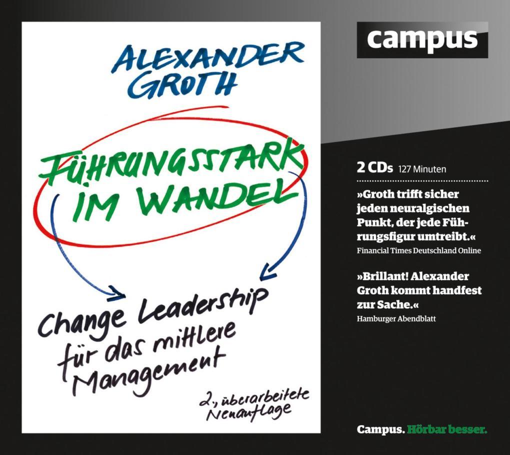 Führungsstark im Wandel als Hörbuch Download vo...