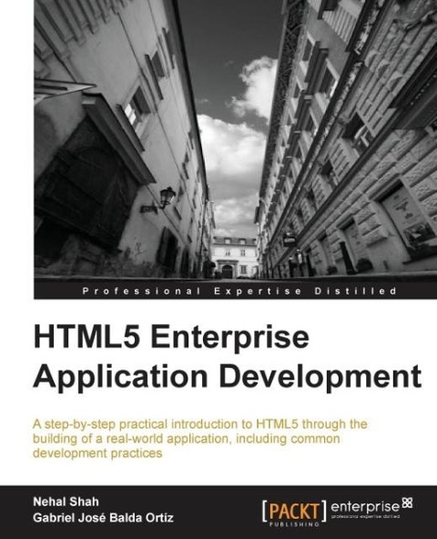 Html5 Enterprise Application Development als Ta...