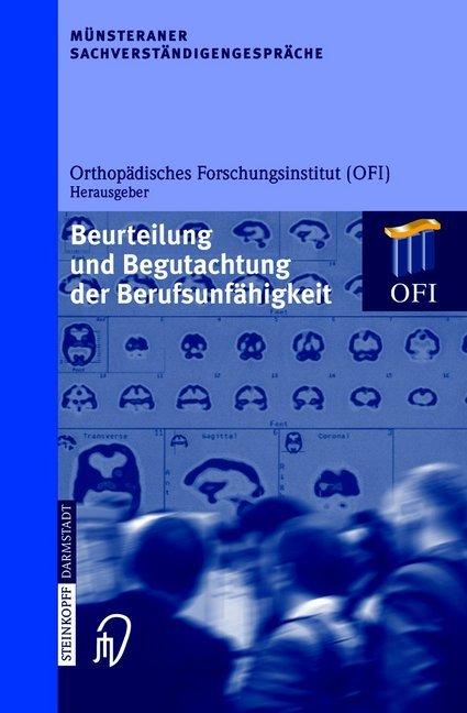 Münsteraner Sachverständigengespräche als Buch ...