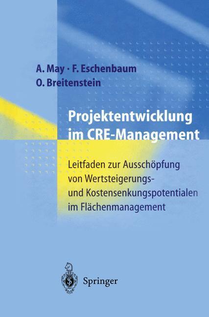 Projektentwicklung im CRE-Management als Buch v...
