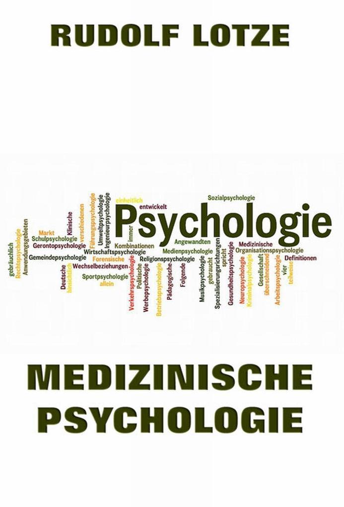 Medizinische Psychologie als eBook Download von...